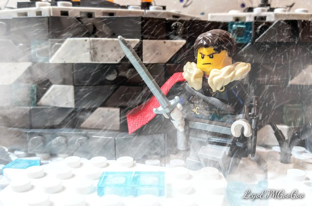 Lego Cold Adventure