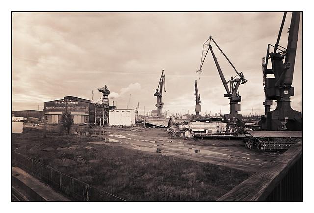 Leica iif - Gdansk Shipyards