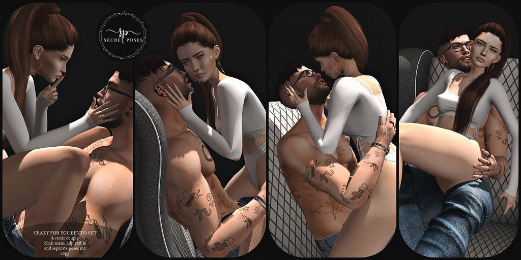 Secret Poses – Crazy For you @ TLC