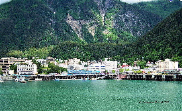 City and Borough of Juneau Alaska (State Capital)