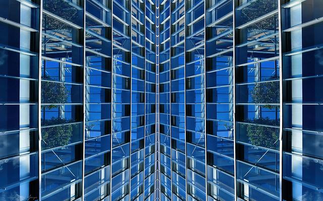 Glasfassaden in Düsseldorf