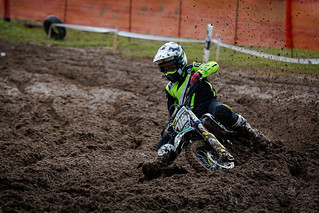 Motocross event, Ajka 2020