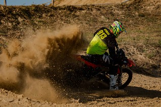 Motocross event, Pannonhalma 2019
