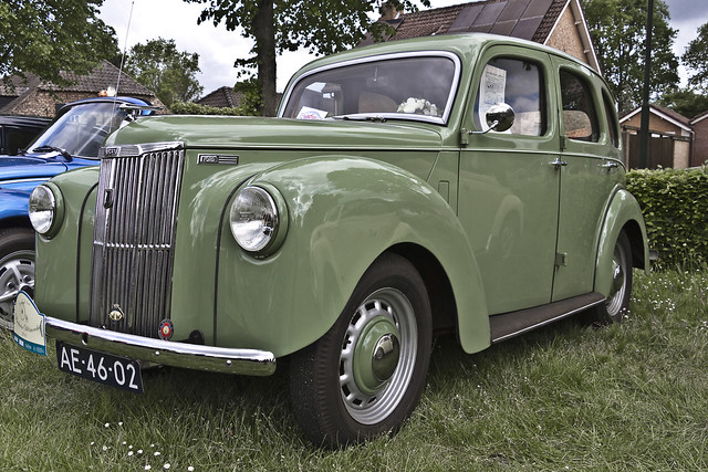 Ford Prefect 1952 (1959)