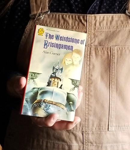 The Weirdstone of Brisingamen, Alan Garner