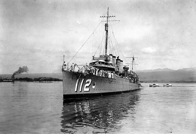 USS Ludlow (DD-112)