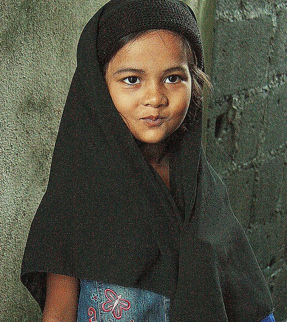 pretty muslim girl