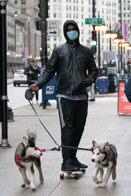 Urban Sled Dogs - 20210117