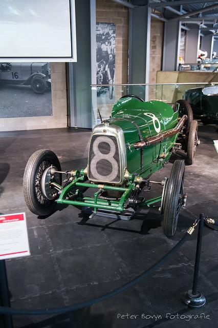 Aston Martin 1½-Litre 'Strasbourg' - 1922