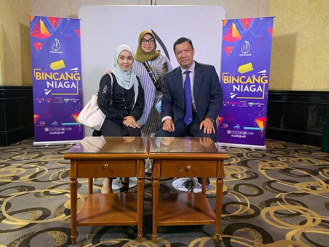 Sesi Bincang Niaga TV AlHijrah