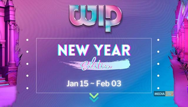 ⭐️ WIP Event – January 2021 ⭐️