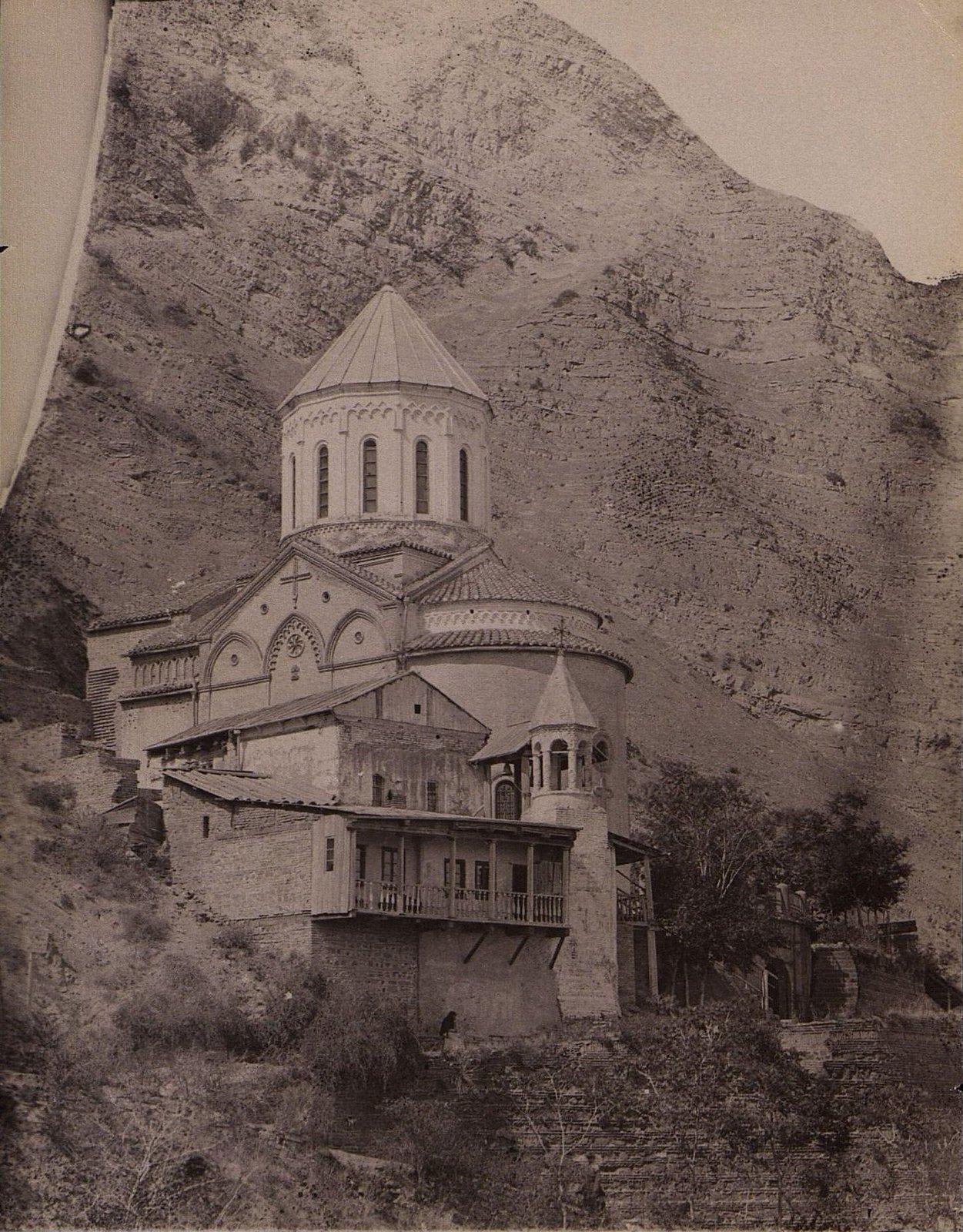 Церковь Святого Давида и гробница А.С. Грибоедова
