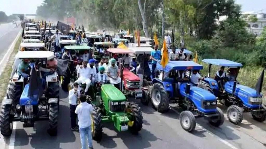 26 जनवरी को दिल्ली के बाहरी रिंग रोड पर ट्रैक्टर रैली निकालेंगे किसान