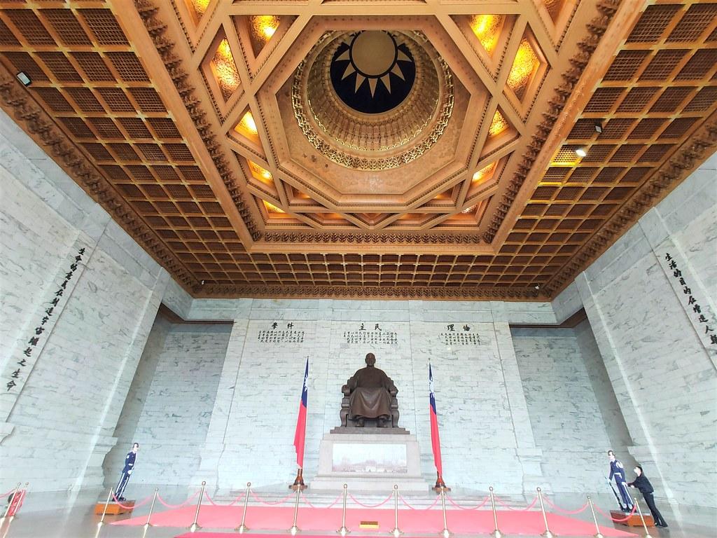台北中正紀念堂 (8)