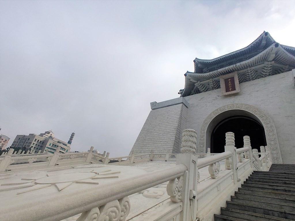 台北中正紀念堂 (6)