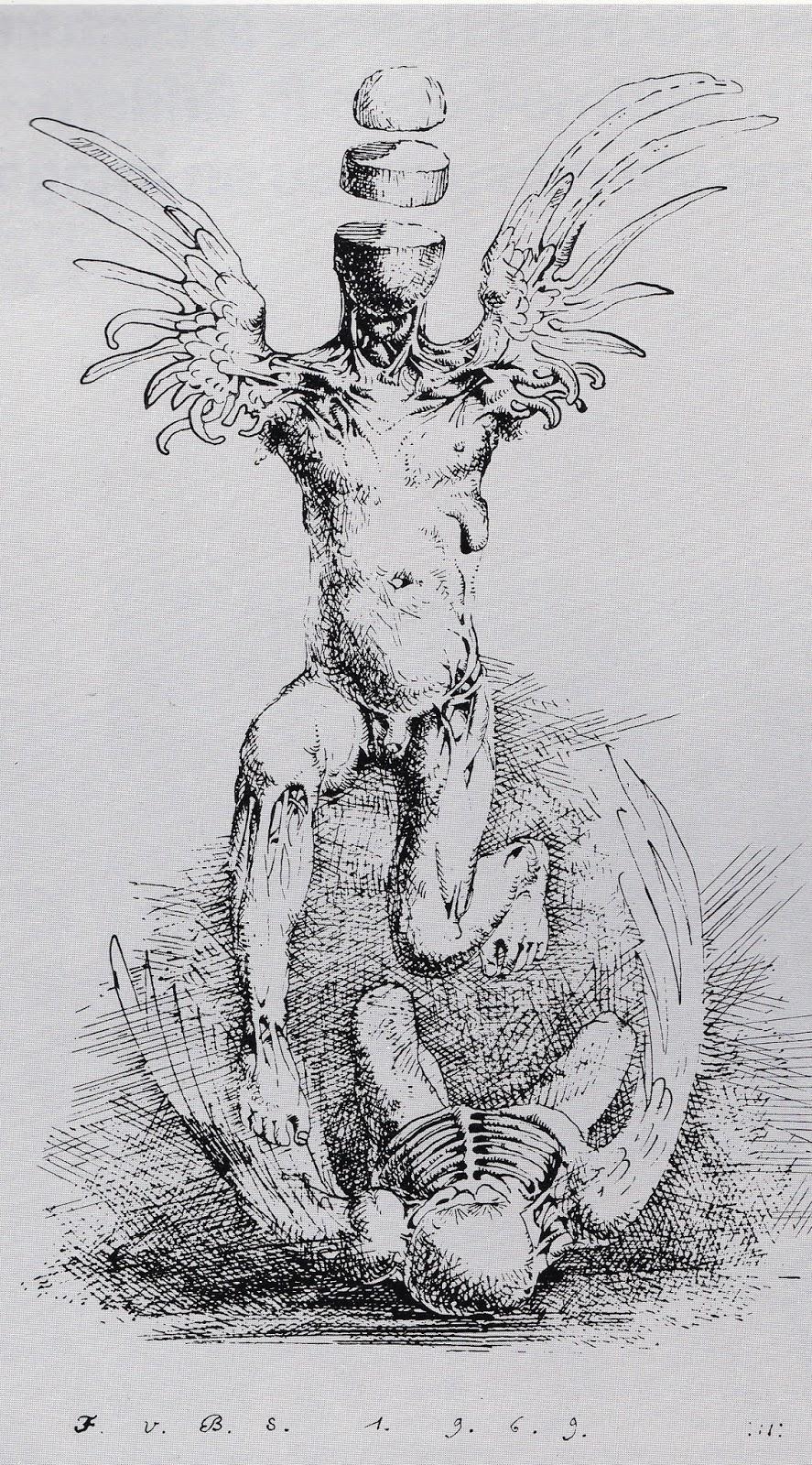 Franciszek Starowieyski - Drawing 5