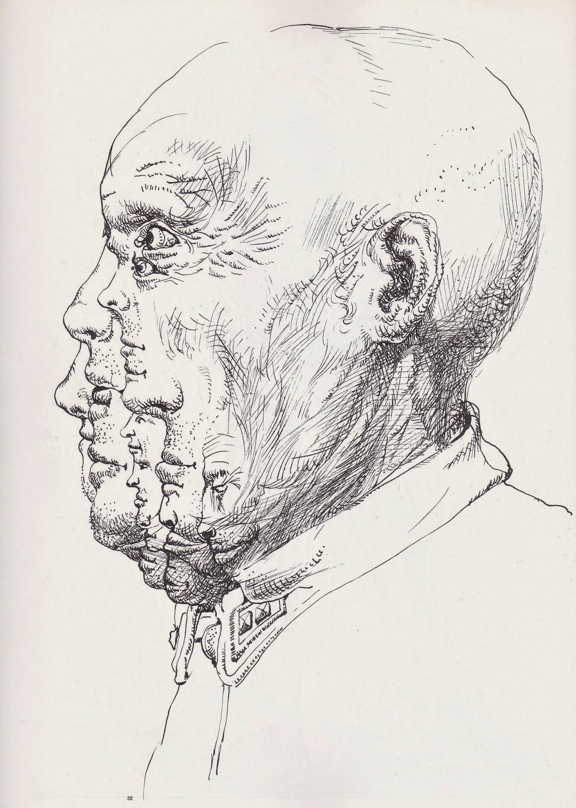 Franciszek Starowieyski - Drawing 4