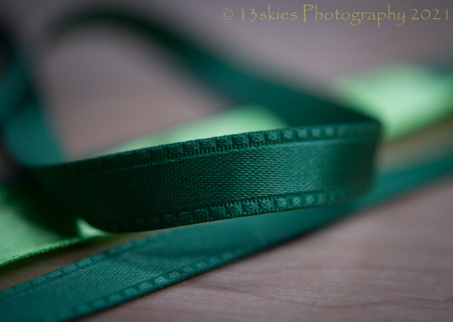 Green Ribbon (HMM)