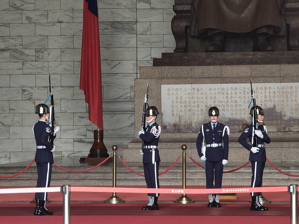 台北中正紀念堂 (12)