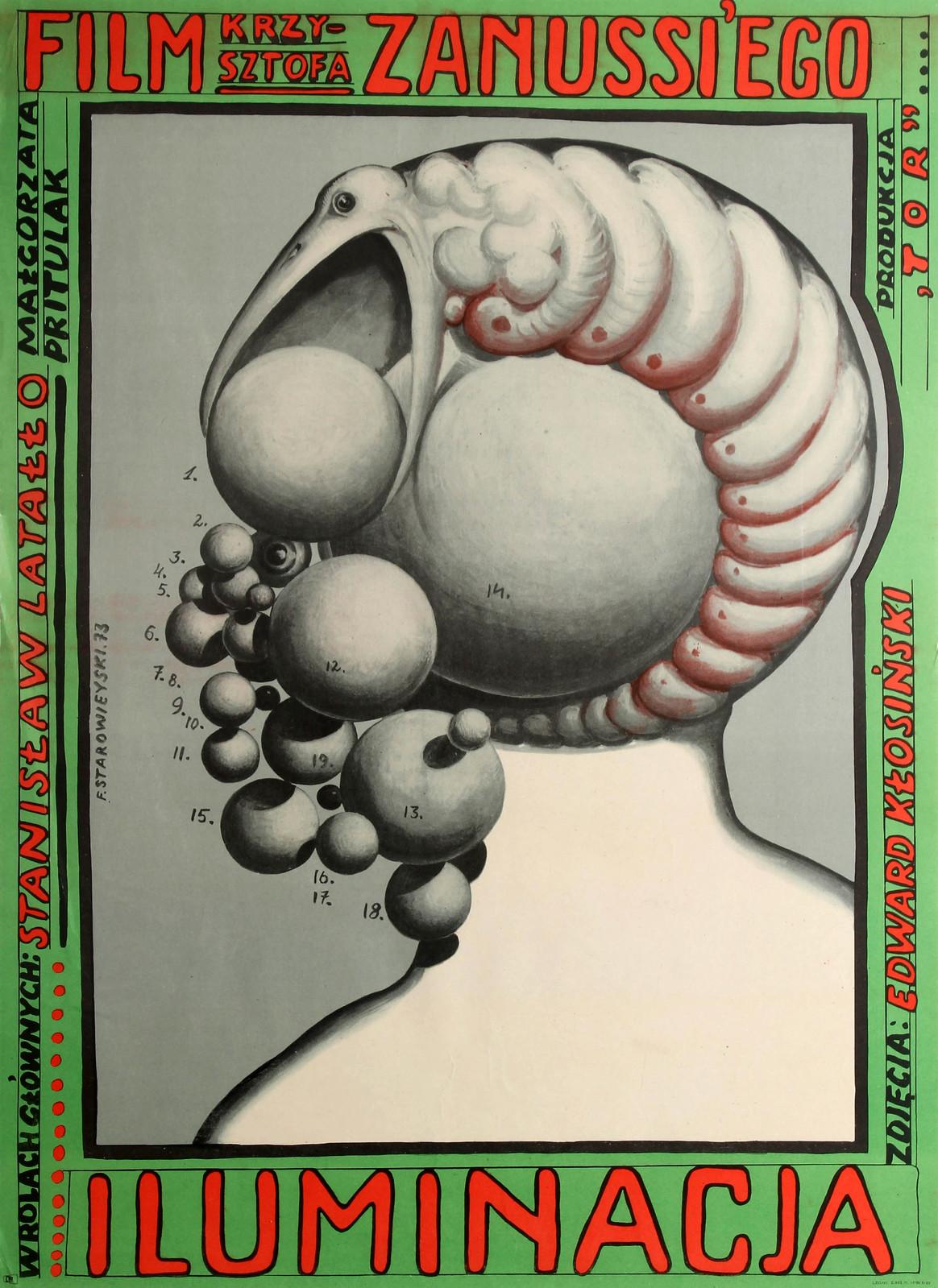 Franciszek Starowieyski - Illumination, 1973