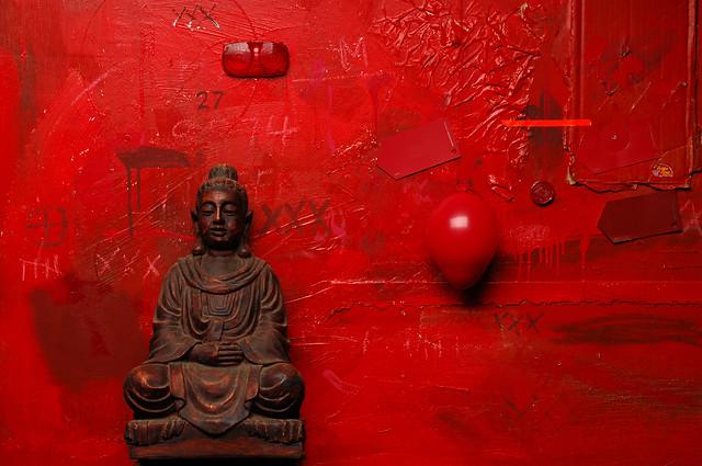 Red Buddah