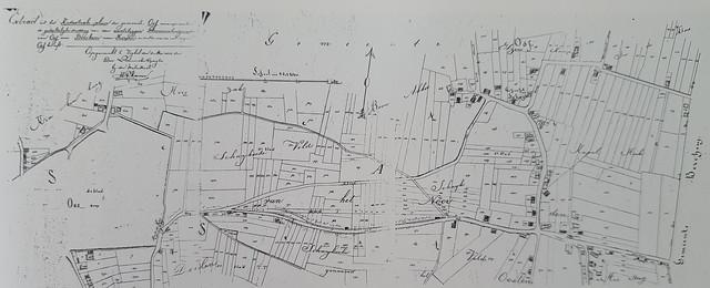 Aanleg Berghemseweg - 1850