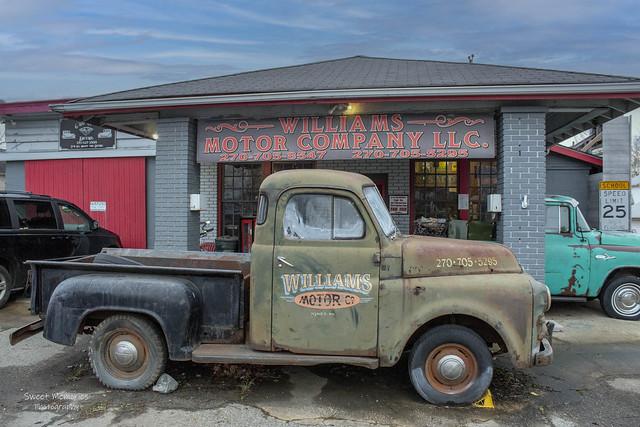 Williams Motor Co.