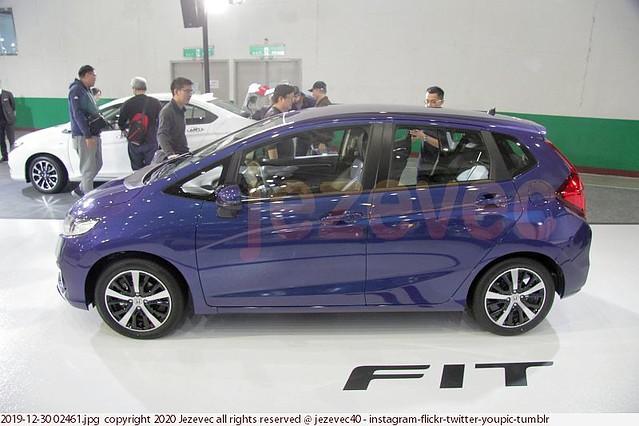 2019-12-30 02461 Honda 2020 Taipei International Auto Show