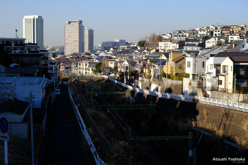 FUJIFILM X-S10 Shooting in Yokohama