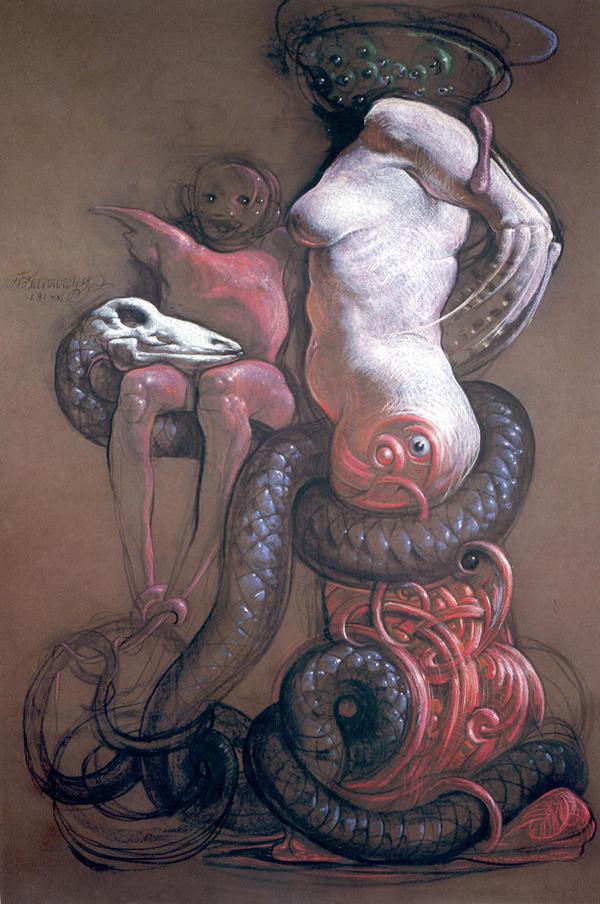 Franciszek Starowieyski - Poster 3