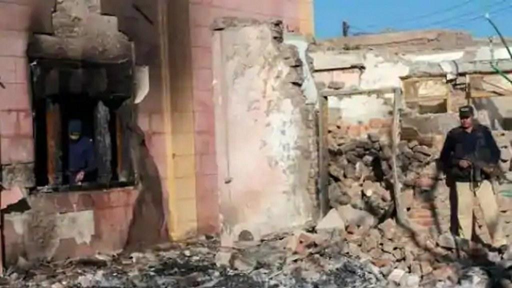 पाकिस्तान में हिंदू समुदाय के नेताओं ने खैबर पख्तूनख्वा प्रांत में मंदिर के लिए मांगी सुरक्षा