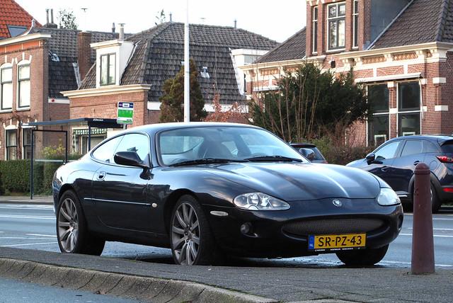 1998 Jaguar XK8 4.0