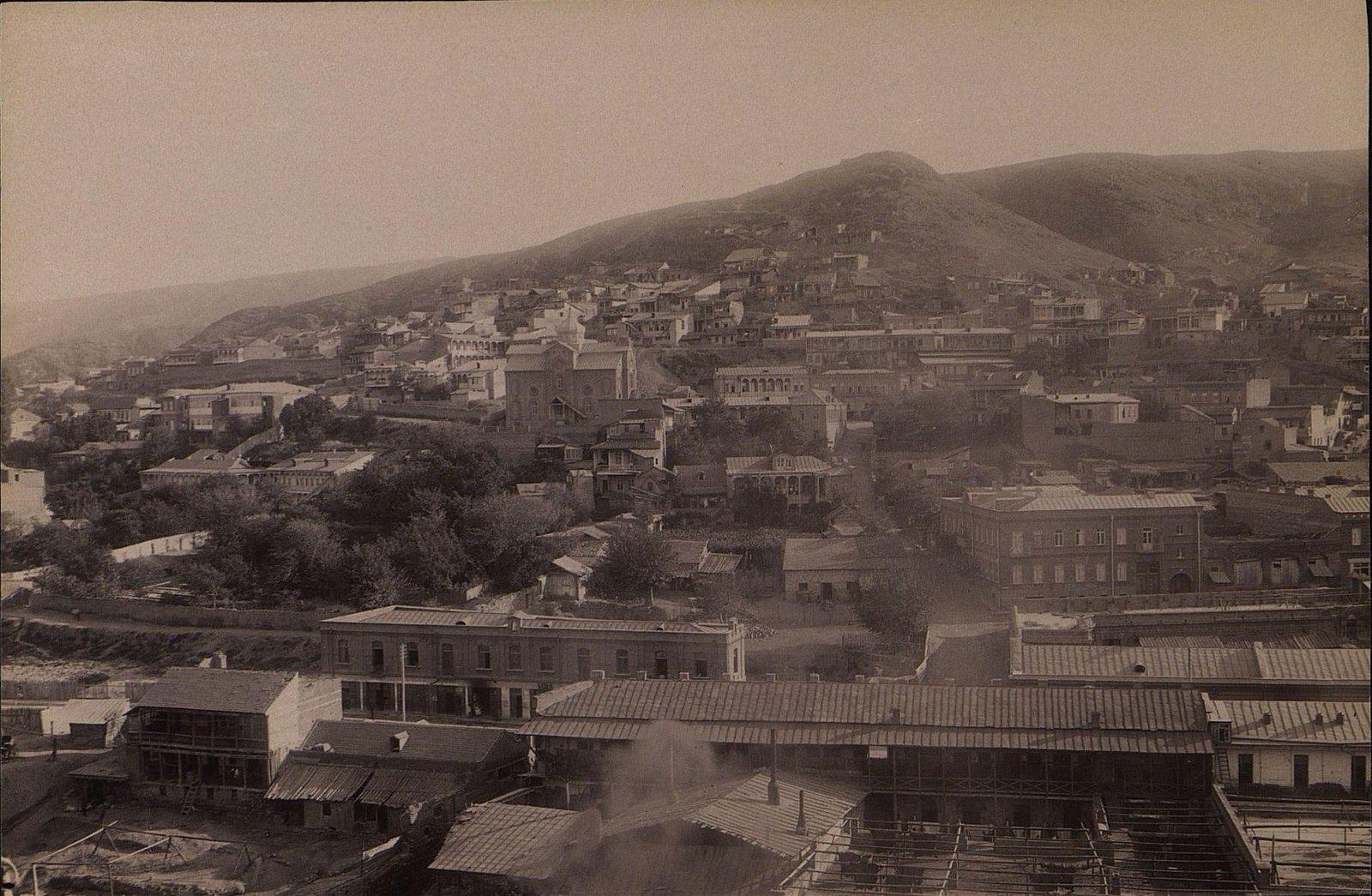 Табахане. Кожевенные заводы