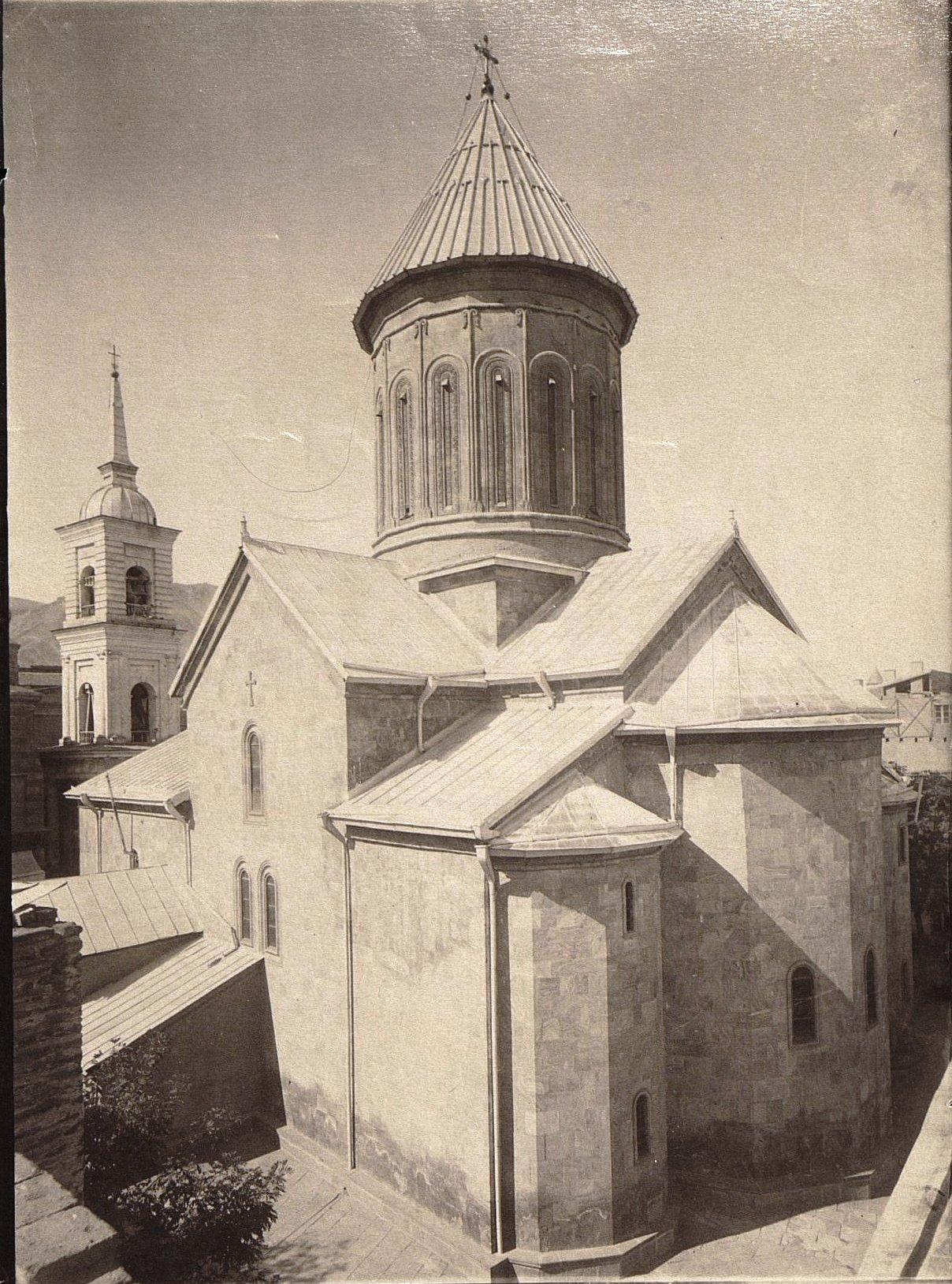 Сионский собор с юго-восточной стороны