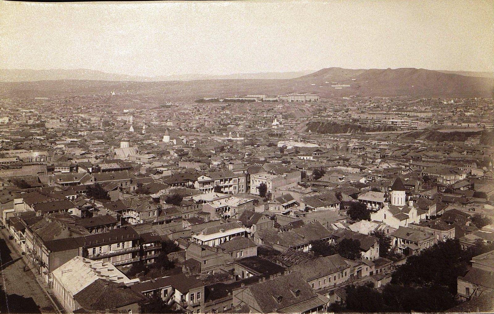 Абас-Абатская площадь, Пески, Чугуреты, Цициановский подъём и арсенальные казармы