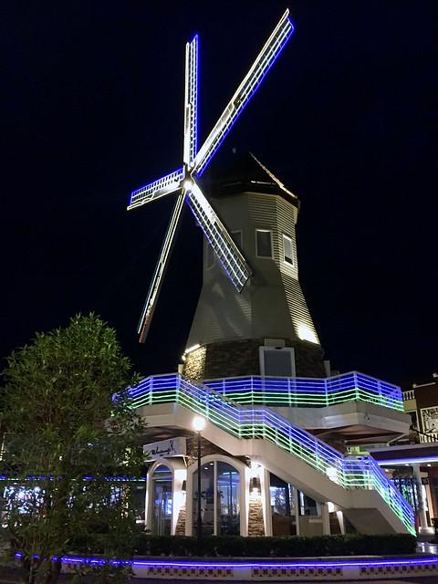Windmill at Acienda Designer Outlet