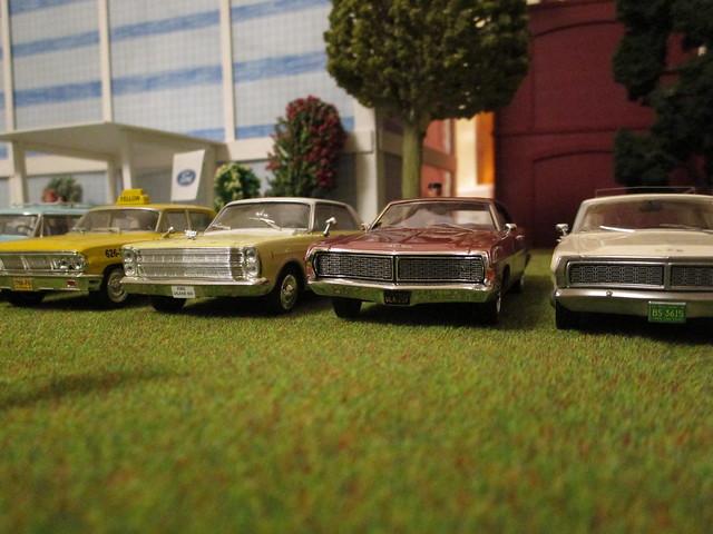 Ford Galaxie Gathering