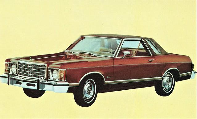 1975 Ford Granada Ghia 2-Door