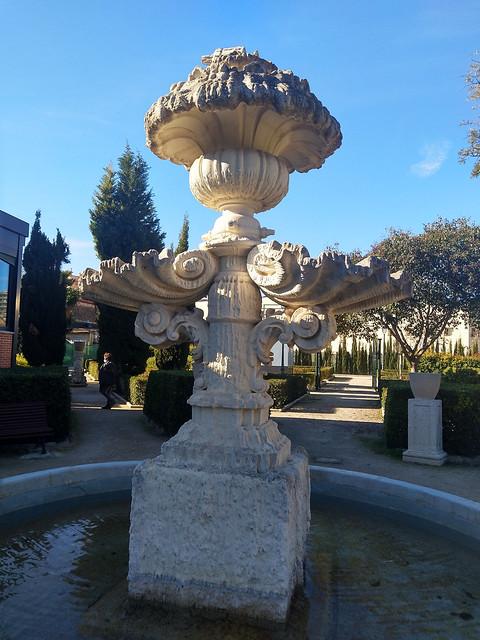 VALENCIA. LOS VIVEROS. Fuente. 24