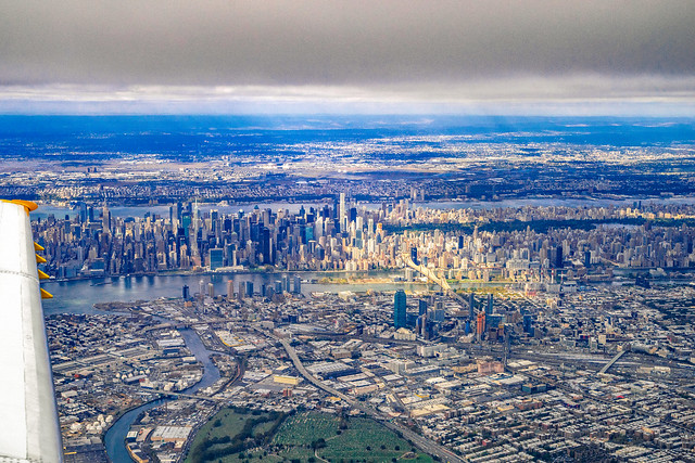Over NYC