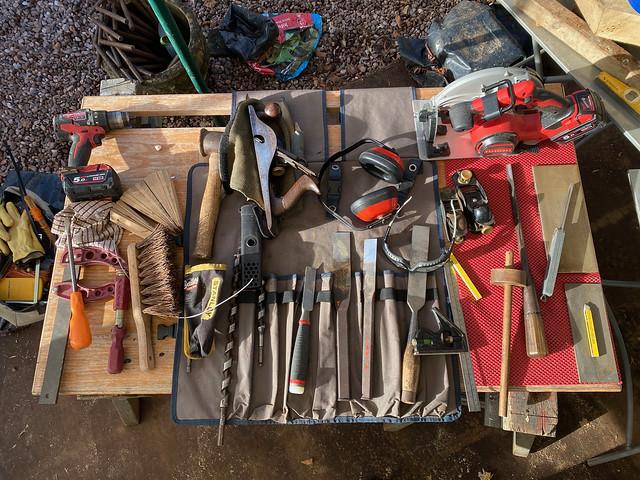 Ben's tools