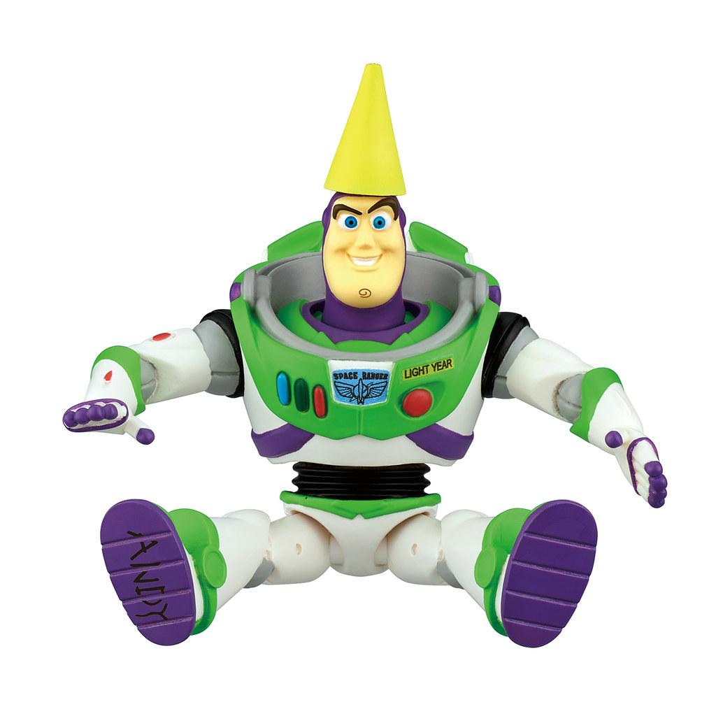 T-ARTS《玩具總動員》「祝你生日快樂」轉蛋!讓胡迪他們戴上三角帽幫你慶生吧