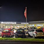 Arnold Clark Preston Motorstore