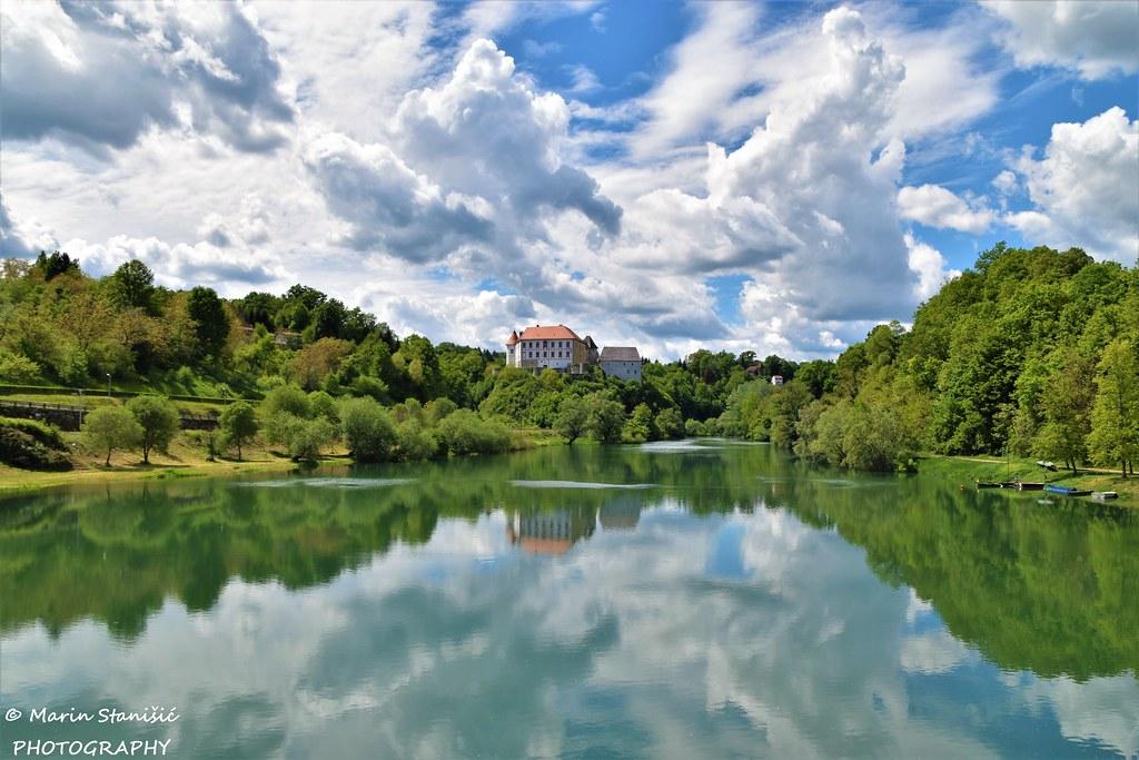 I'm tired of winter, I want colors in my life... - Ozalj, Croatia