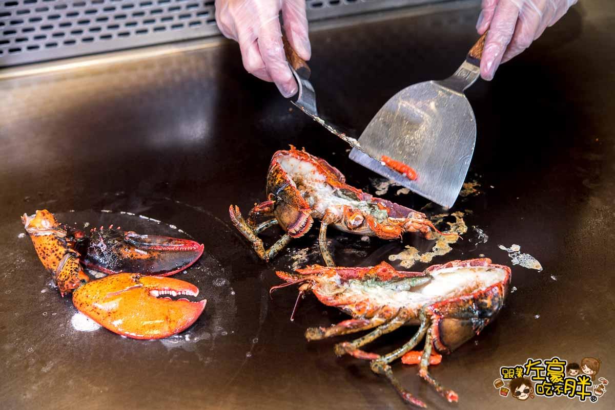 默鐵板私廚料理 高雄推薦鐵板燒-25
