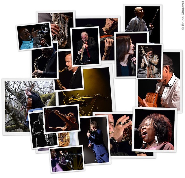 Jazz picture board