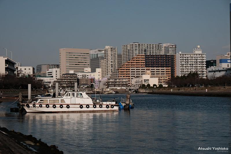 FUJIFILM X-S10 Shooting in Tokyo