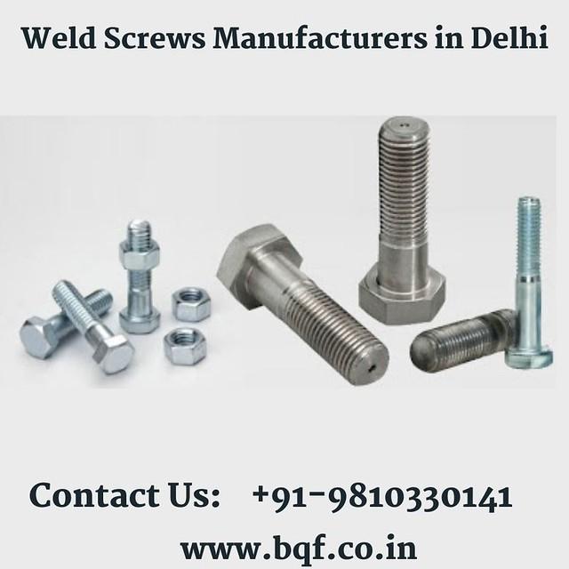 Weld Screws Manufacturers in Delhi
