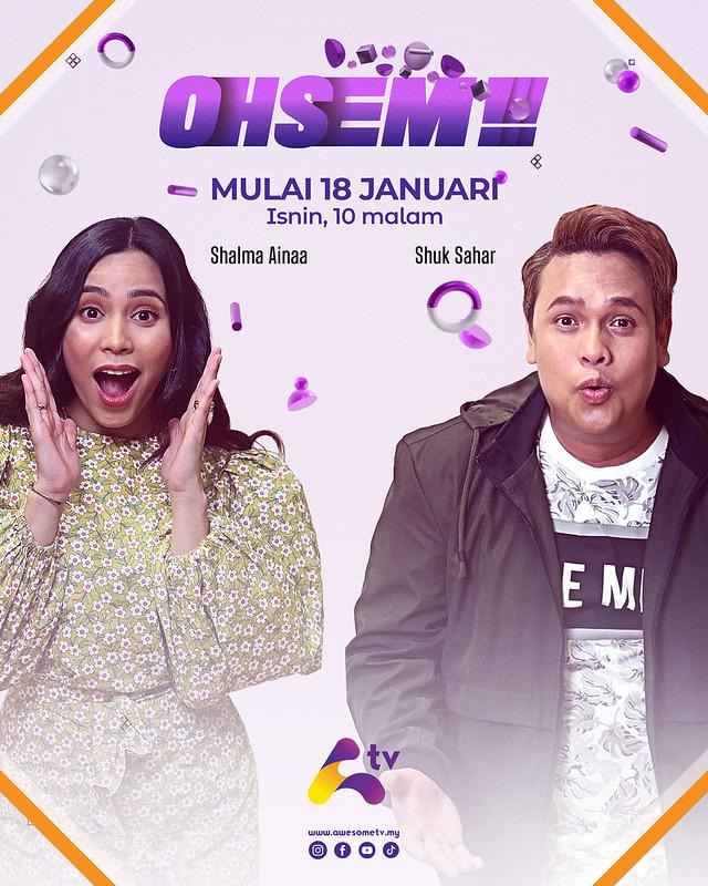 Atv Ohsem!!! S2_Poster