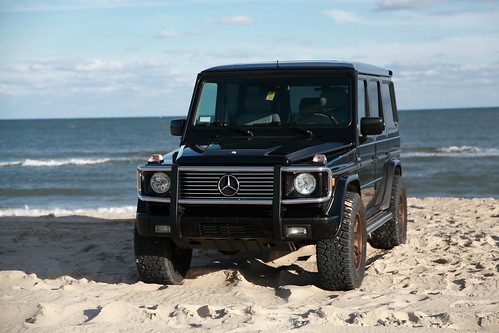 2002 Mercedes-Benz G500 Fort Fisher